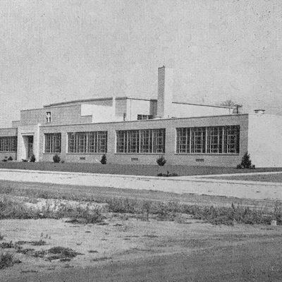Memorial Building c Oct 1949