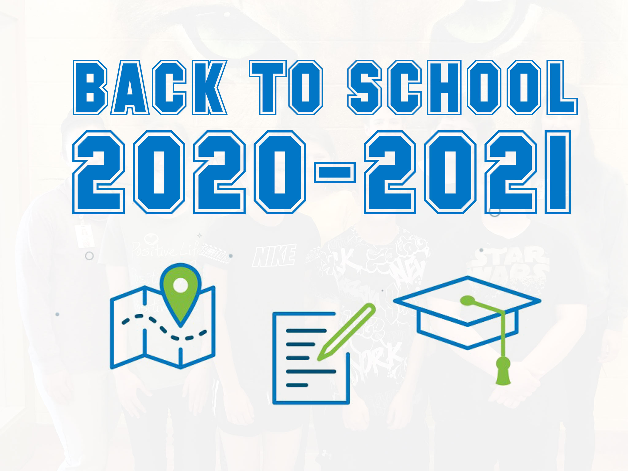 Back to School 2020-2021